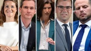 N-VA wil meer dan confederalisme alleen: dit zijn de vijf gezichten voor de volgende verkiezingen