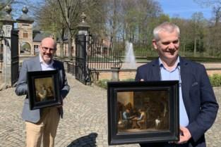 Kempense kunstrestaurateur neemt werken David Teniers onder handen