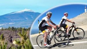 De Mont Ventoux beklimmen en bedwingen met een e-bike? Het kan, maar check toch maar de capaciteit van je batterij