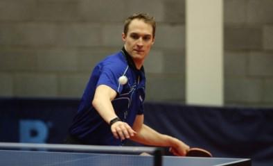 Geen olympisch ticket voor tafeltennisser Cédric Nuytinck
