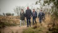 Erfgoeddag: minister Matthias Diependaele wandelt digitaal door Muziekbos