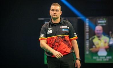 Dimitri Van den Bergh in achtste finale Players Championschap uitgeschakeld door toernooiwinnaar Michael Smith