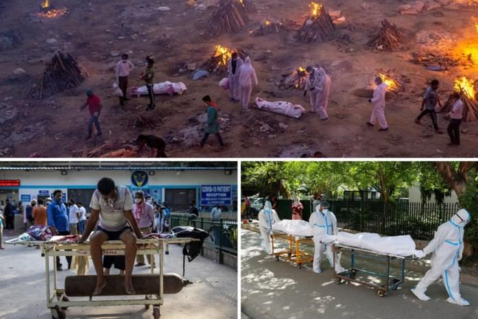 Situatie in India loopt helemaal uit de hand, ook bij ons pleiten virologen voor inreisverbod