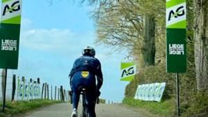 Remco Evenepoel reed vanochtend al (een stukje) Luik-Bastenaken-Luik