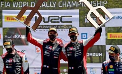 Sébastien Ogier wint bewogen Rally van Kroatië, Thierry Neuville derde