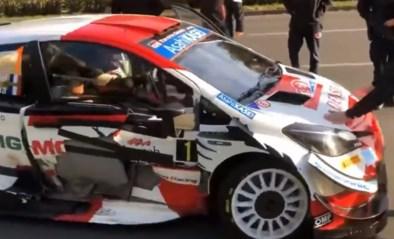 Wereldkampioen Sébastien Ogier vlucht weg van politie na ongeval op weg naar parcours van Rally van Kroatië