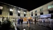 Brand op Covid-afdeling in Iraaks ziekenhuis: minstens 82 doden