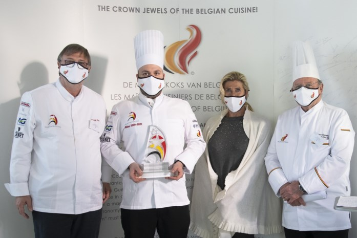 """Topchefs verkiezen Florian De Ruyck tot The Star of Belgian Cuisine: """"Dit is zonder meer een teamoverwinning"""""""
