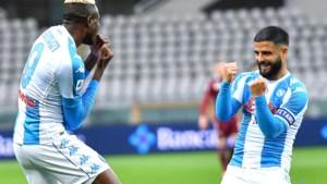 Napoli haalt Juventus en AC Milan bij op de derde plaats