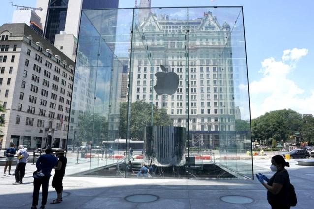 Mededingingsklacht in Duitsland over nieuwe privacyinstellingen Apple