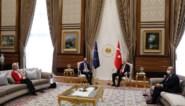 """Von der Leyen over haar behandeling door de Turkse president: """"Mijn behandeling in Ankara was te wijten aan mijn vrouw-zijn"""""""