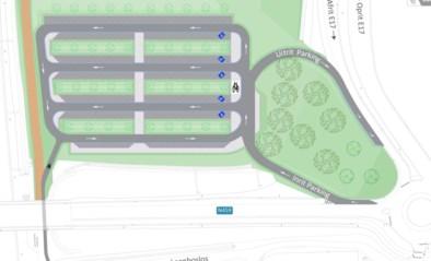 """Aanleg nieuwe carpoolparking met 157 staanplaatsen aan afrit E17 in Kruishoutem: """"Carpoolen verder stimuleren"""""""