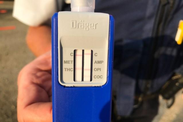 Twee bestuurders testen positief op drugs bij controles in politiezone LRH