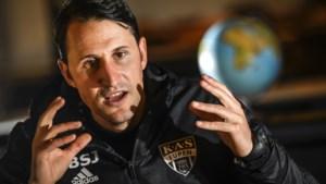 Benat San José stopt bij Eupen, ex-speler Luis Garcia in beeld als opvolger