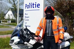 Lokale politie HEKLA rust als eerste zone motorrijders uit met airbagvesten