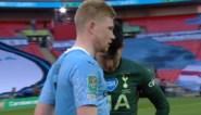 Pure klasse: Kevin De Bruyne troost emotionele Tottenham-speler na verloren finale