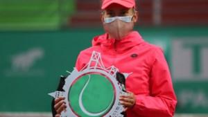 """Elise Mertens laat zevende toernooizege liggen in Istanbul, maar pakt wel dubbeltitel: """"Mentaal deed deze week toch deugd"""""""