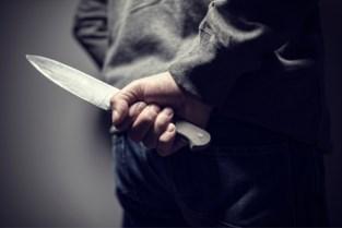 """Man die bloedbad aanrichtte met zakmes riskeert zes jaar cel: """"Het bloed spoot in het rond zoals in de films"""""""