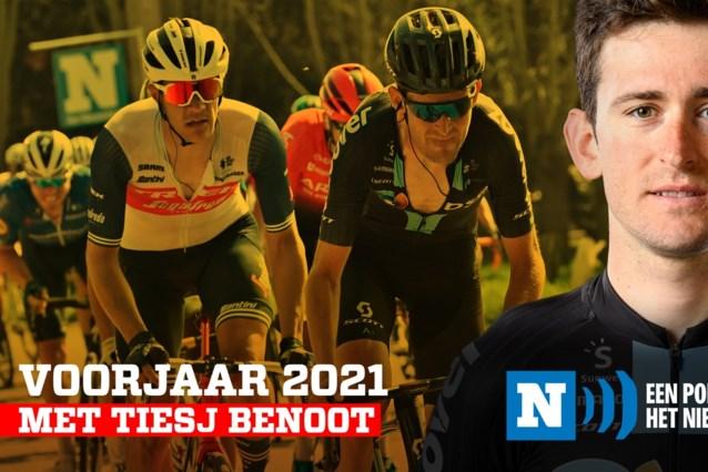 """PODCAST. Tiesj Benoot: """"Valverde stopte op klimtraining voor toast met jamón en koffie"""""""