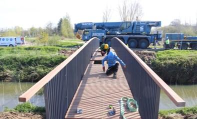 Nieuwe brug over Demer vormt sluitstuk van nieuwe erfgoedwandeling