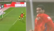 'Vintage' Marouane Fellaini: ex-Rode Duivel valt in en scoort winning goal in 93ste minuut