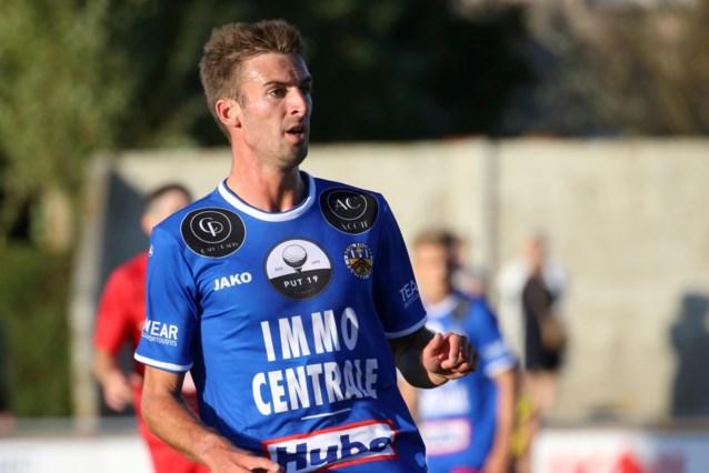 Sander Van Eyk stopt met voetballen