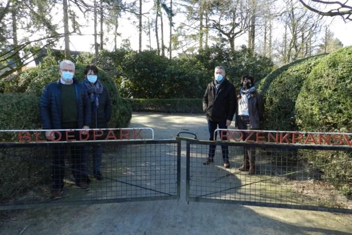 Actiegroep vraagt om Rozenkranspark te vergroten
