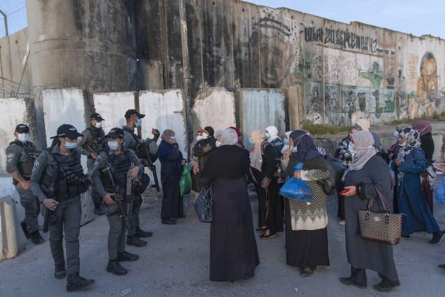 """Israël hanteert """"apartheid"""" in beleid tegen Palestijnen volgens nieuw rapport van Human Rights Watch"""