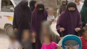 27 kinderen in kampen in Noordoost-Syrië komen in aanmerking om DNA-test af te leggen