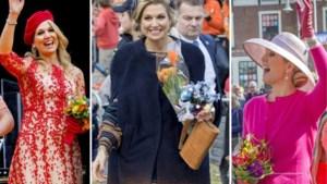 De (Belgische) looks van koningin Máxima op Koningsdag door de jaren heen