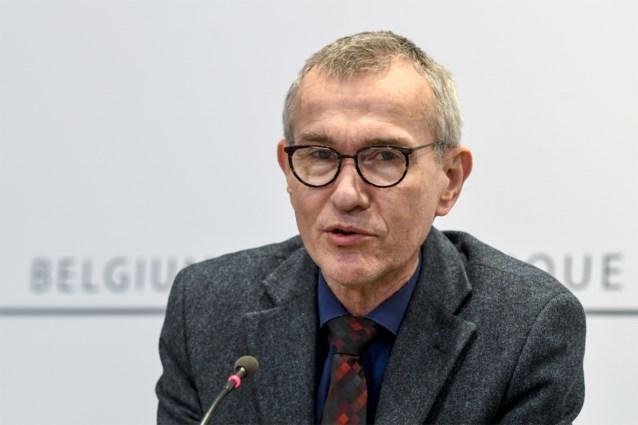 """Frank Vandenbroucke over Jean-Marie Dedecker die terrassen wil openen op 1 mei: """"Bijzonder laf"""""""