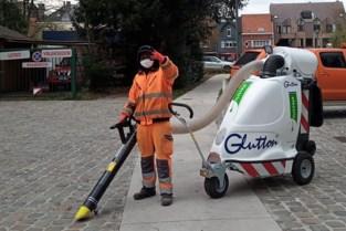 Goedlachse Surinamer Clifton veegt Schilde schoon met hypermoderne 'stofzuiger'