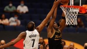 NBA. Brooklyn plaatst zich als eerste team uit het oosten voor de play-offs