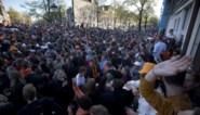 50 aanhoudingen tijdens Koningsdag in Amsterdam