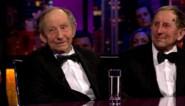 """Broers Louis en Hubert uit 'Don't worry be happy' zien voor het eerst een tv-studio tijdens 'De Cooke & Verhulst show': """"Fantastisch"""""""