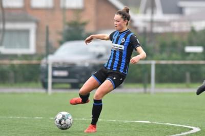 """Charlotte Laridon wil blauw-zwart in schoonheid verlaten: """"Club zal altijd bijzonder blijven voor mij"""""""