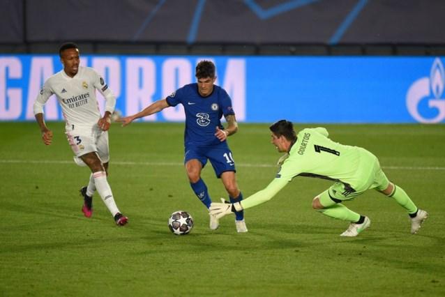 Real Madrid nog lang niet in finale Champions League na lesje in modern voetbal van Chelsea, dat het wel niet afmaakt