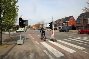 Tijdelijk weer meer verkeer door centrum door heraanleg van kruispunt Schanslaan