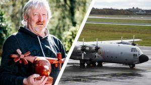 Afscheid van de C-130: Helchterenaar Raf vloog 12.800 uren met iconisch vliegtuig