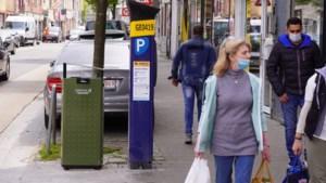 Zeven jaar nadat ze verdwenen: vuilnisbakken zijn terug op de vuilste steenweg van Gent