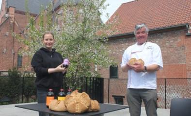 """Bakker en brouwer maken brood met streekbier: """"Dit is echt een product van Tielrode"""""""
