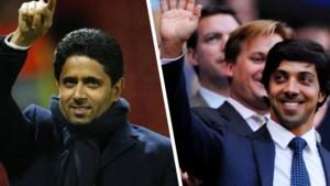 Clash tussen PSG en Manchester City is er ook een tussen twee miljardairs: zoon van parelvisser versus man die droomt van de ruimte