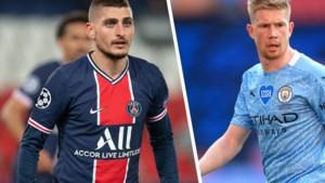 Man tegen man, spelers van PSG en Manchester City tegen elkaar afgewogen: welke miljardenploeg scoort op papier het best?