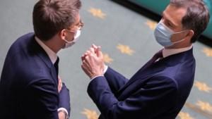 Premier De Croo probeert loononderhandelingen alsnog recht te trekken