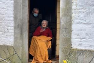 Ze was al de oudste Belg die nog thuis woonde, en nu is Bertha (110) ook oudste Vlaming