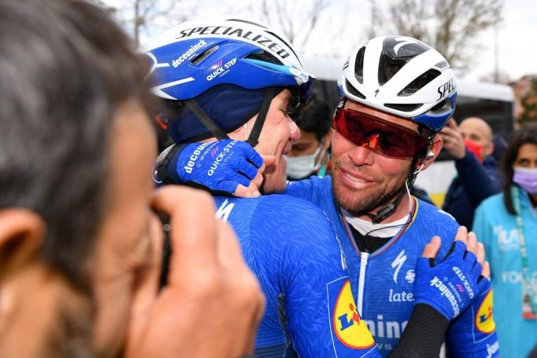 """Mark Cavendish voelt zich opnieuw kiplekker bij zijn tweede familie: """"Patrick Lefevere is mijn held"""""""