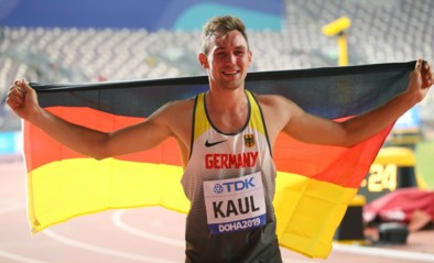 Wereldkampioen tienkamp Niklas Kaul keert na negen maanden blessureleed weer in competitie