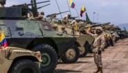 Acht Venezolaanse militairen gedood aan Colombiaanse grens