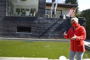 Herstellers bieden zich massaal aan om door storm vernield zwembad van Chris te repareren