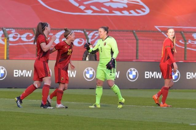 Goed nieuws voor toekomstige Red Flames: België organiseert EK U19 bij de vrouwen in 2023